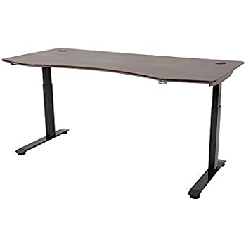 Amazoncom Jarvis Electric Adjustable Height Standing Desk Frame