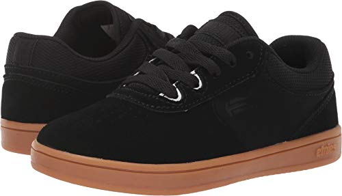 Etnies Youth Chris Joslin Skateboard Shoe (4 Youth) Black/Gum