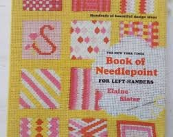 The New York times book of needlepoint for left-handers