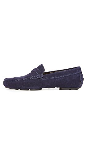 To Boot New York Mens Robin Slip-on Loafer Softy Blue 3L1tq4b7k
