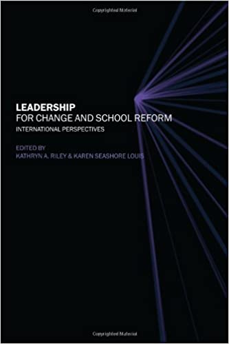 a2bbac60eb1192 Leadership for Change and School Reform  International Perspectives 1st  Edition