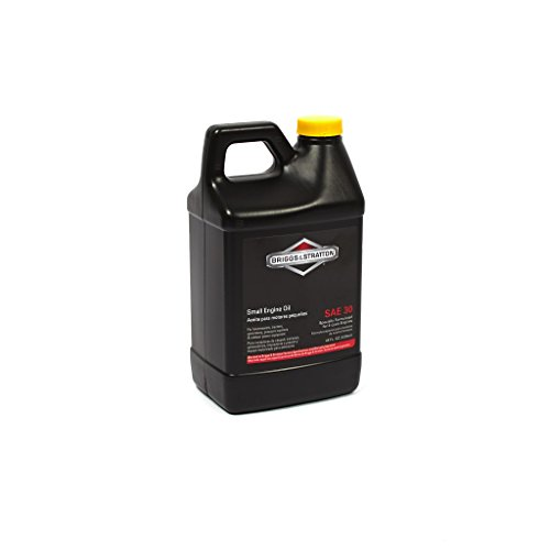 Briggs & Stratton 30W Engine Oil - 48 Oz. - Motors Engines Os