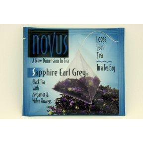 novus tea sapphire earl grey - 2