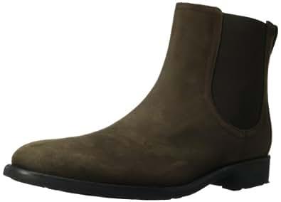 Cole Haan Men's Stanton Chelsea Boot,Dark Brown Waterproof,15 M US