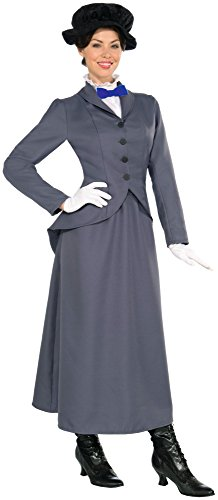 Forum Novelties English Nanny Costume for -