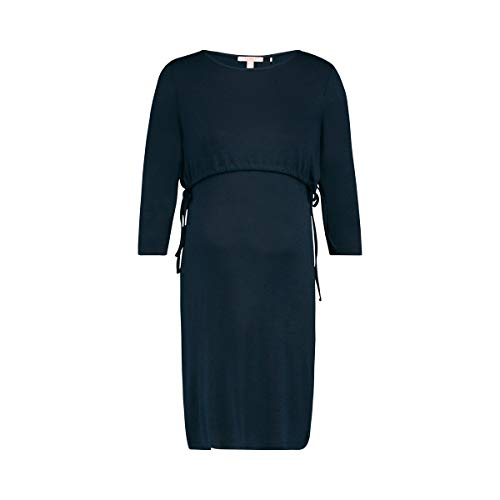 Blue Damen Maternity 486 Night ESPRIT Kleid Blau xRgwp7T