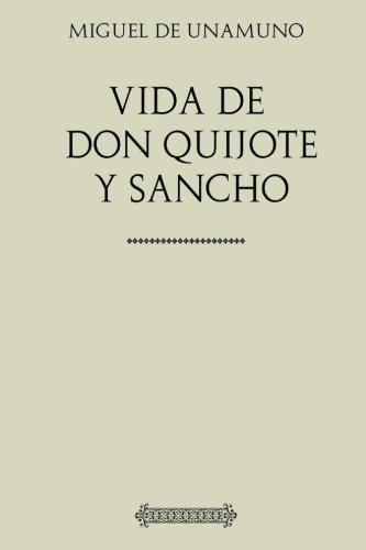 Vida de Don Quijote y Sancho (Spanish Edition) [Miguel de Unamuno] (Tapa Blanda)