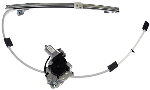 Dorman 748-569 Rear Driver Side Power Window Regulator and Motor Assembly for Select Jeep Models ()