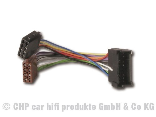 Radioadapter Hyundai , Kia auf ISO CHP