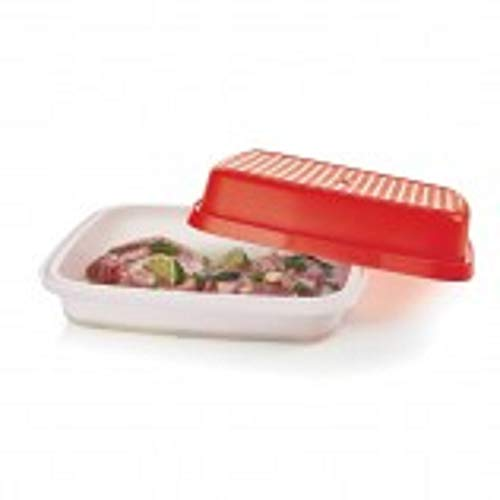 TUPPERWARE LARGE RECTANGULAR MARINADER