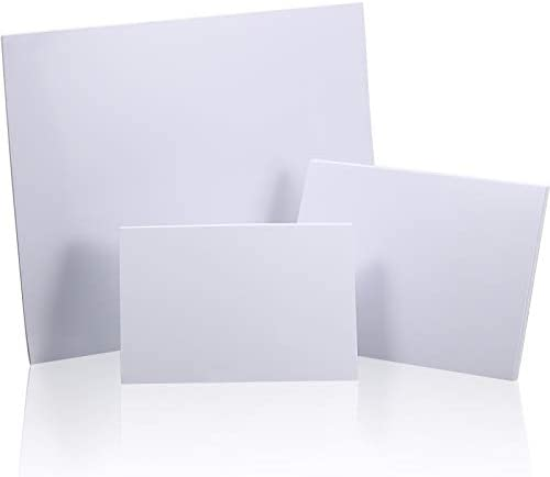 Photo Paper Plus Glossy White Photographic Paper Photo Printer Paper (60 Sheets,4 x 6 Inch, 5 x 7 Inch, 8.5 x 11 Inch)