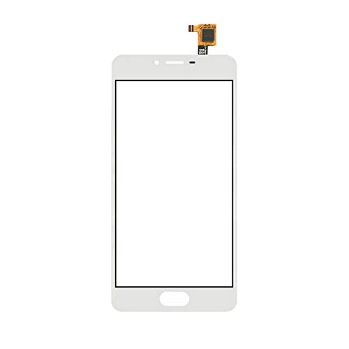 JayTong Digitizer Touch Screen Outer Screen Glass Replacement with Free Tools for Meizu M3s Mini 5.0