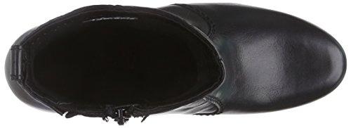 Tamaris froide Classics courtes 25037 Noir femmes doublure Noir Bottes rqprwFZS