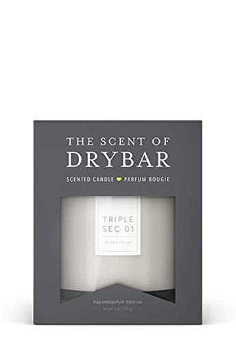 Drybar THE SCENT OF DRYBAR SCENTED CANDLE 6oz Triple Sec 01