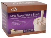 Advocare Meal Replacement Shakes, Vanilla, 14 Count (2.01 oz)