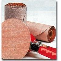 "Norton 6"" Blank A275 PSA Disc Roll Sanding Sheets P800B Grit - NOR31468"