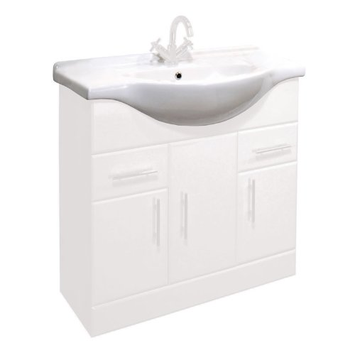 Replacement 850mm Basin for 850mm Classic Vanity Bathroom Furniture