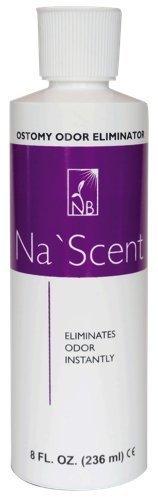 NB Products Na'Scent Ostomy Odor Eliminator 8Oz (1 Each)