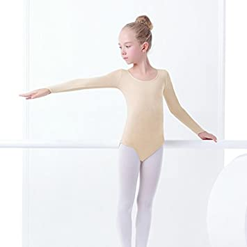 4104666f8 Gydoxy(TM) Professional Girls Kids Long Sleeve Gymnastics Leotards ...