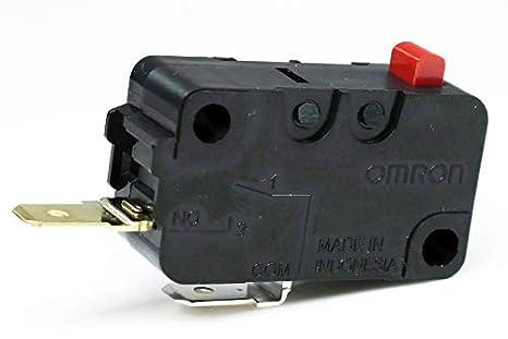 Interruptor de puerta de microondas WB24X823 WB24X829 WB24X10029 ...