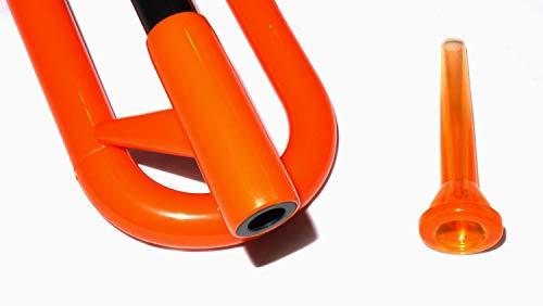 pBone PTRUMPET1O The Plastic Trumpet, Orange by pBone (Image #5)