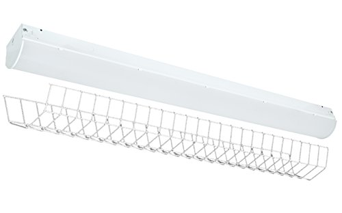 Westgate Lighting LED Indoor Strip Light Wire Guard Kit for Strip Light (4FT)