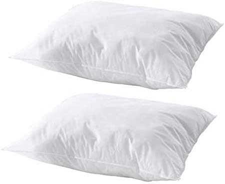 NEW Ikea Slan Soft Bed Pillow White Standard Queen 20 x 26 Machine Washable