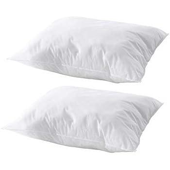 Amazon.com: 2 IKEA SLAN estómago Sleeper almohadas Tamaño ...