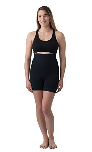 Belevation Targeted Compression Postpartum and Beyond Shapewear PettiPant -S 0-6/Black