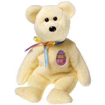 Amazon.com  Ty Beanie Babies Eggs - 2005 Bear  Toys   Games beb3a10bfb1