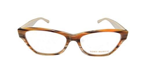 Eyeglasses Tory Burch TY 2053 1419 METALLIC BROWN HORN/BEECHWOOD