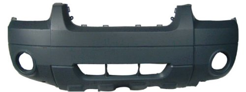 OE Replacement Ford Escape Front Bumper Cover (Partslink Number FO1000569) ()