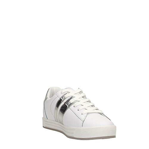 Trussardi Jeans 79S500 Sneakers Mujer WHITE/GREY