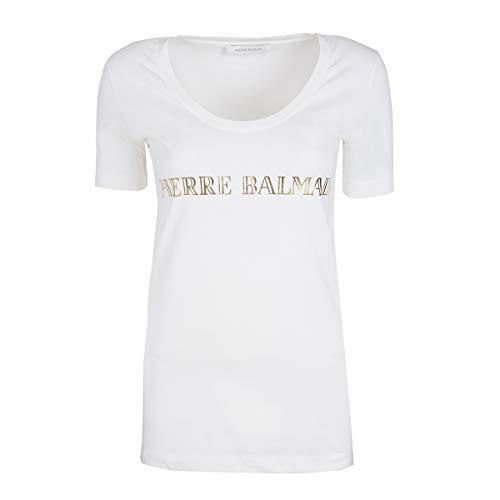 Pierre Balmain T Blanc Balmain Pierre shirt shirt T Pierre Blanc Balmain trCsdhQx