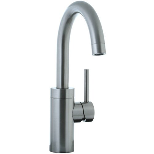 (Cifial 221.146.620 Techno Kitchen Faucet with Pull-Down Spray, Satin)