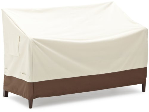 AmazonBasics 2 Seater Bench Patio Cover