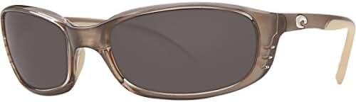 Costa Brine Polarized Sunglasses - Costa 400 Glass Lens