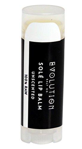 Evolution Salt - Himalayan Sole Lip Balm Natural .2 oz