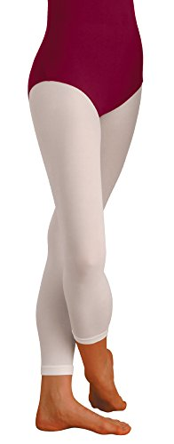 Body Wrappers A33 Women's TotalSTRETCH Footless Tights (Small/Medium, (Wrapper Footless Tights)