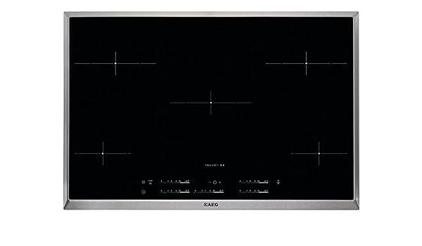 AEG hkm85510 X de B Inducción vitrocerámica placa de cocina ...