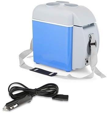 EGCLJ Mini Refrigerador para Autos - Refrigerador para Autos 7.5L ...