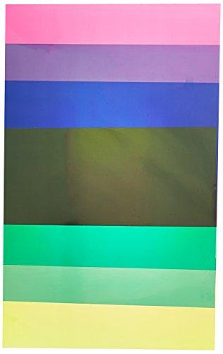 4 Color Gels (Cowboystudio Color Correction Gels - Set of 4 12x12 inches)
