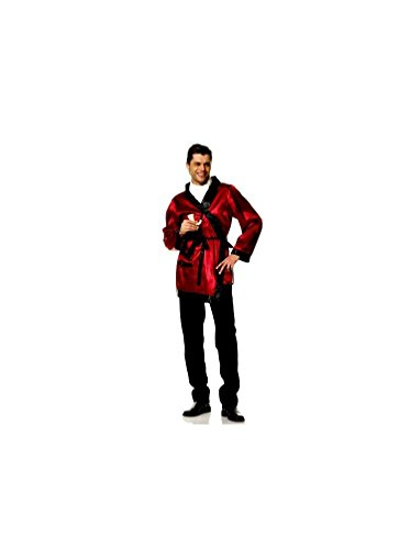 Leg Avenue Smoking Jacket/bachelor Adult Costume ()