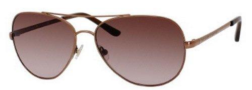 - Kate Spade Avaline Aviator Sunglasses,Brown,58 mm
