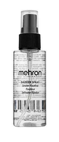 Mehron Makeup Barrier Spray (2 oz) -