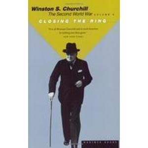 The Second World War, Volume 5: Closing the Ring by Winston S. Churchill (1985-12-12)