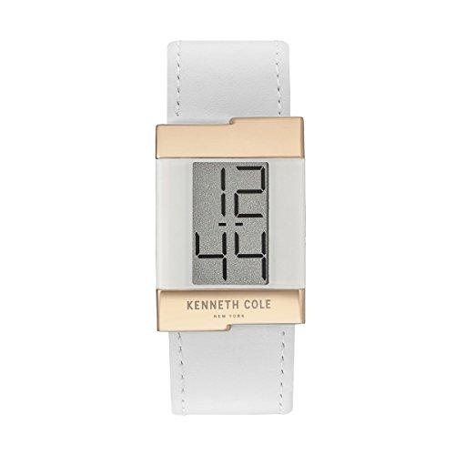 Kenneth Cole New York Women Uhr Watch Leather Digital KCC0168004 (Kenneth Digital Watch Cole)