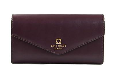 Kate Spade Jean Charlotte Terrace Leather Clutch Wallet WLRU2490