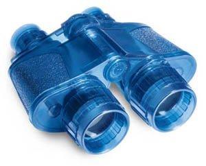 Binoculars Translucent - Toysmith Translucent Binoculars
