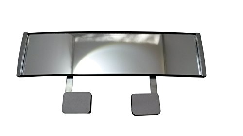 New! High Definition Wide Angle Rear View Mirror for PC Monitors or Anywhere: EX Large by ModTek